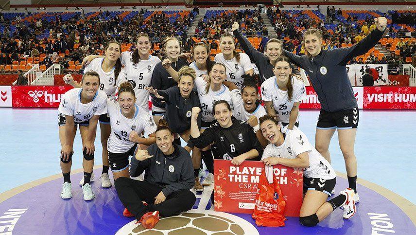 Por el coronavirus, se postergó el Preolímpico de handball femenino