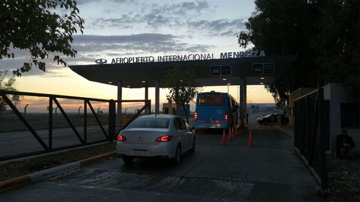 Operativo en el aeropuerto Francisco Gabrielli por una amenaza de bomba