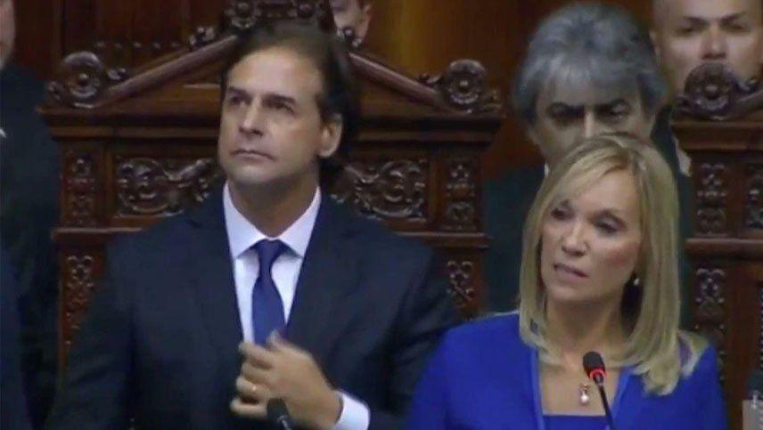 Uruguay: asumió Lacalle Pou en un gobierno de 5 coaliciones