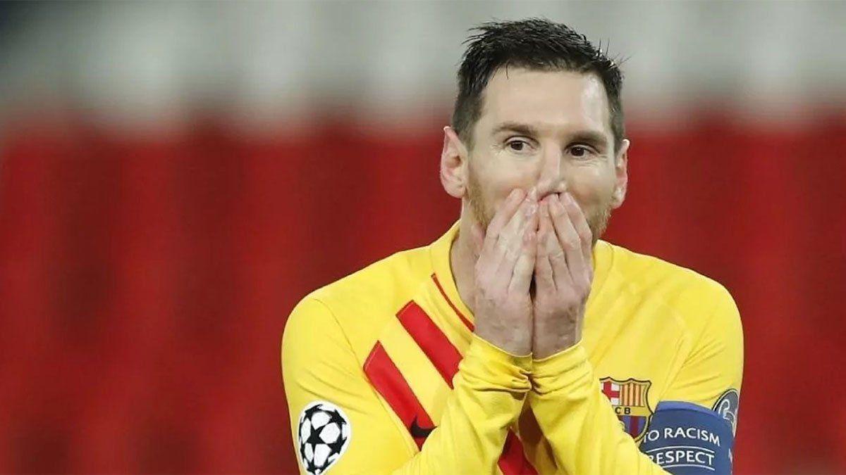 Barcelona empató con PSG y se quedó afuera