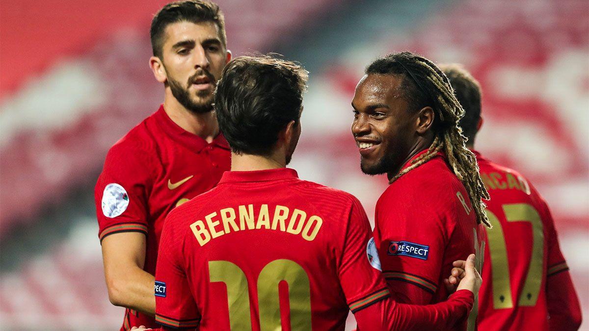 Portugal, con un gol de Ronaldo, le hizo siete a Andorra