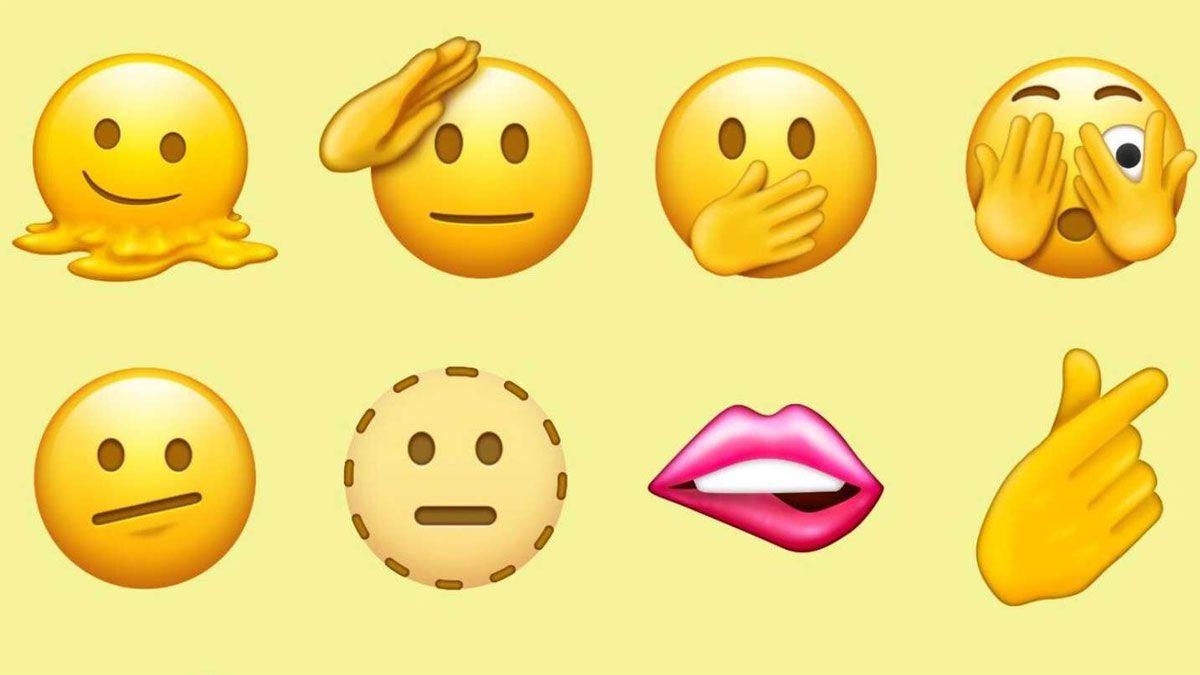 Los usuarios de los emojis están muy satisfechos con los nuevos diseños.