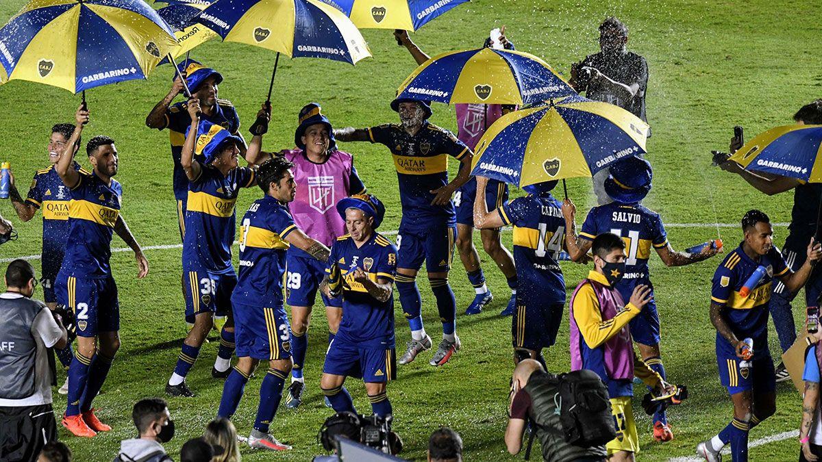 ¡Boca alcanzó los 70 títulos en su historia!