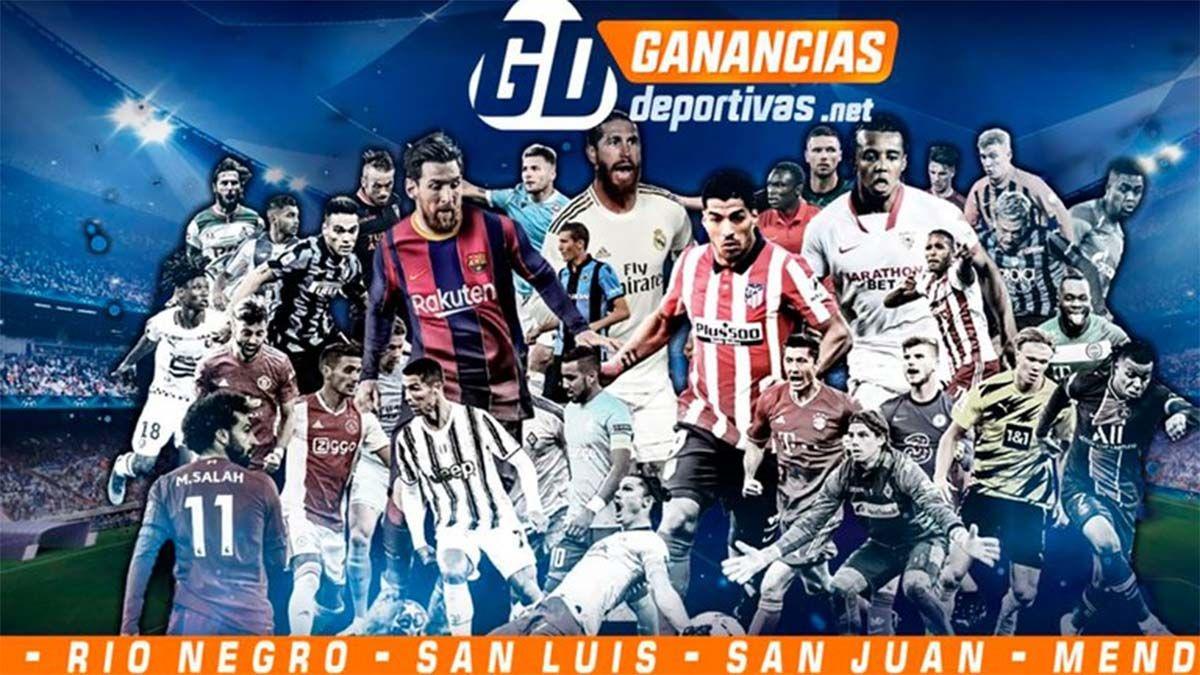 El caso de Ganancias Deportivas comenzó en San Rafael.