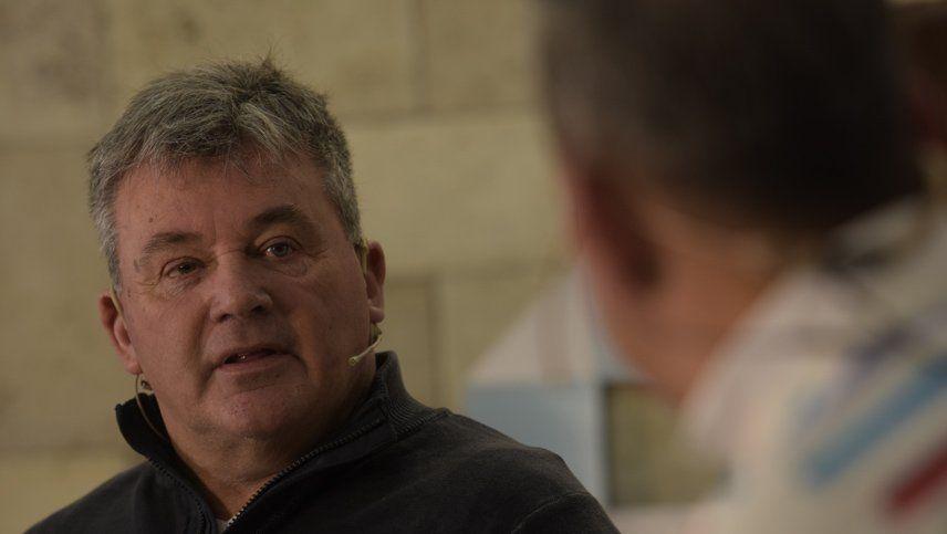 Humberto Grondona, furioso: Lucran con la imagen de mi padre