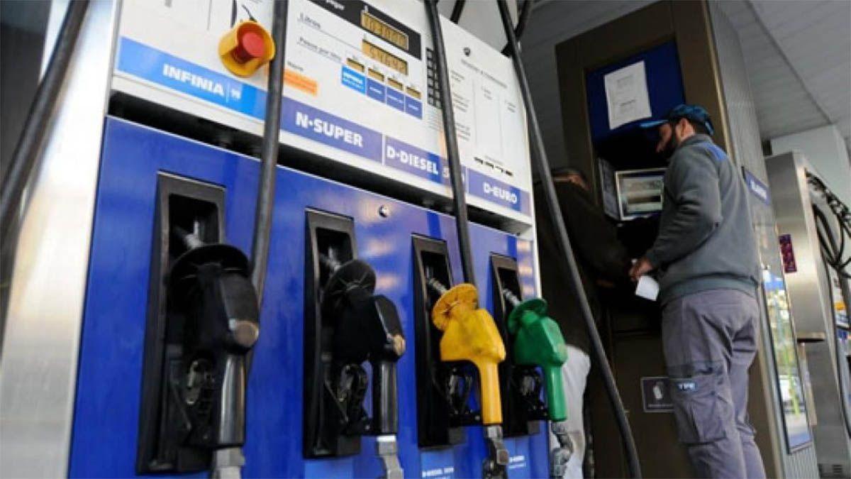 Aumenta el combustible: ya tiene fecha la sexta suba del año