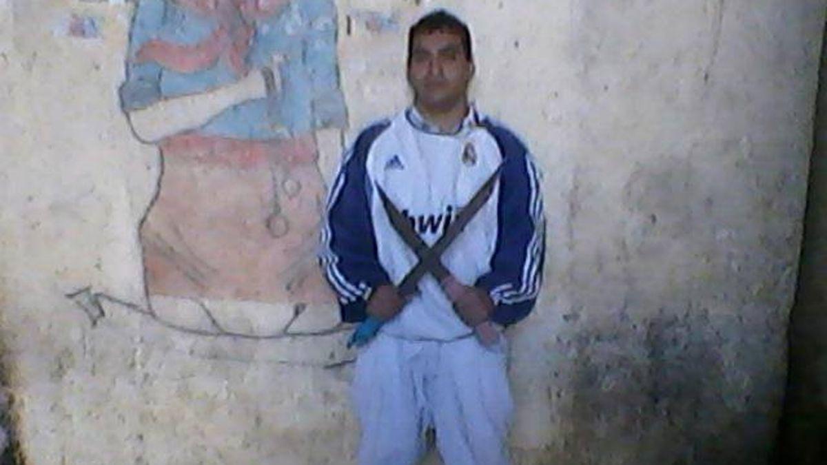 Sánchez tenía varios antecedentes y habría estado preso.