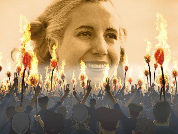Este sábado se cumple el 62° aniversario de la muerte de María Eva Duarte de Perón