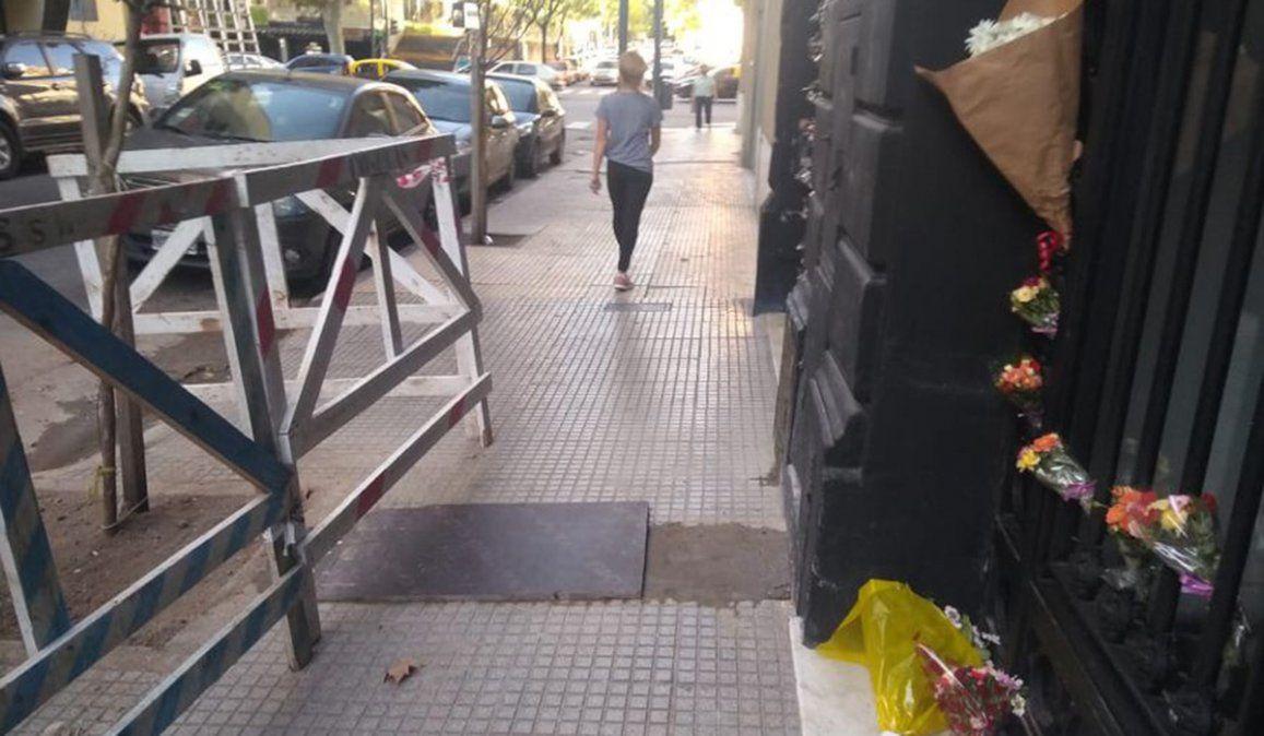 Los vecinos de calle Godoy Cruz