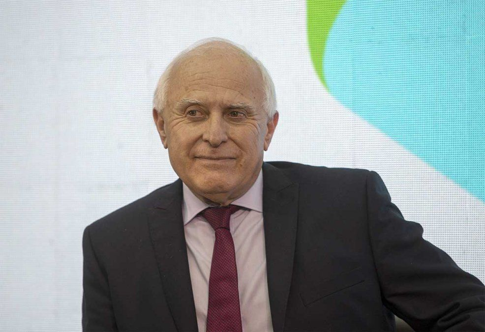 Alberto Fernández expresó su pesar por la muerte del ex gobernador de Santa Fe Miguel Lifschitz