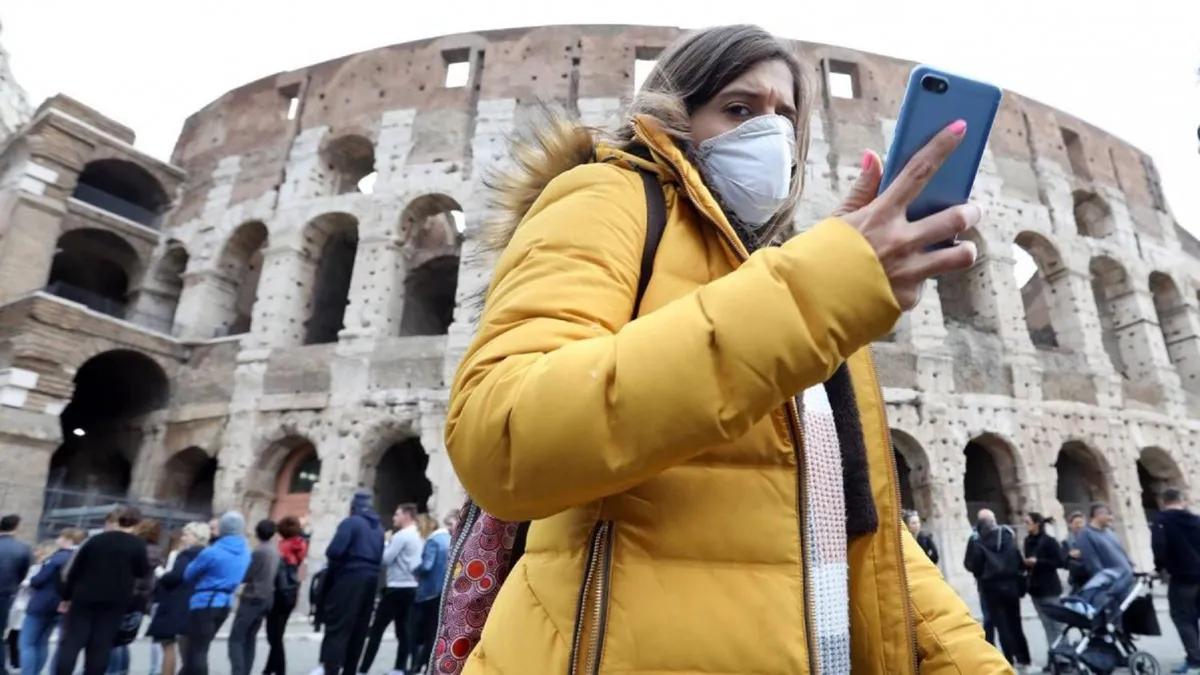 El sur de Italia sale a las calles contra el cierre de locales: los comerciantes se quejan contra la decisión de confinamiento.