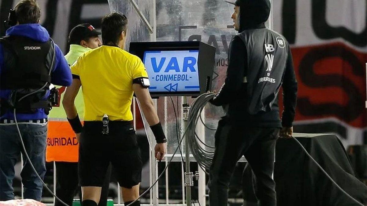 Vigliano, encargado del VAR en los Juegos Olímpicos