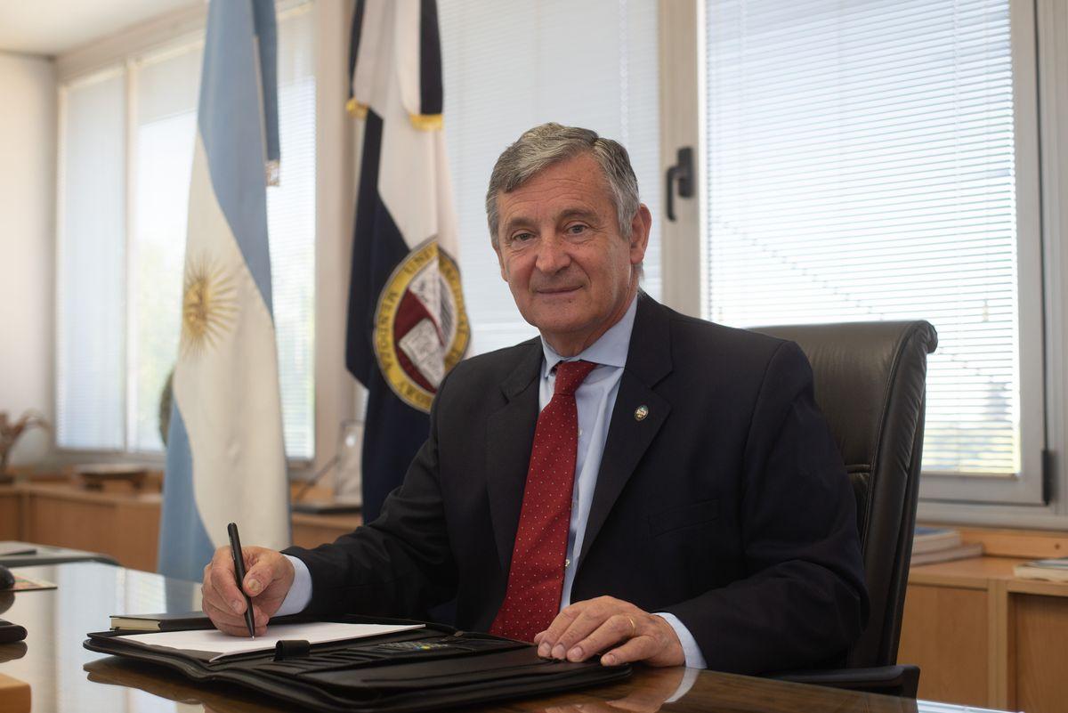 Una carta abierta del rector de la Universidad Nacional de Cuyo