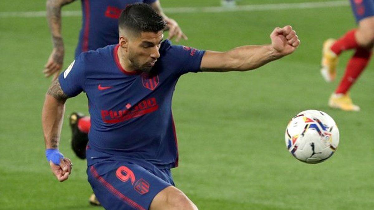 El Atlético de Madrid ganó y se cortó solo en España