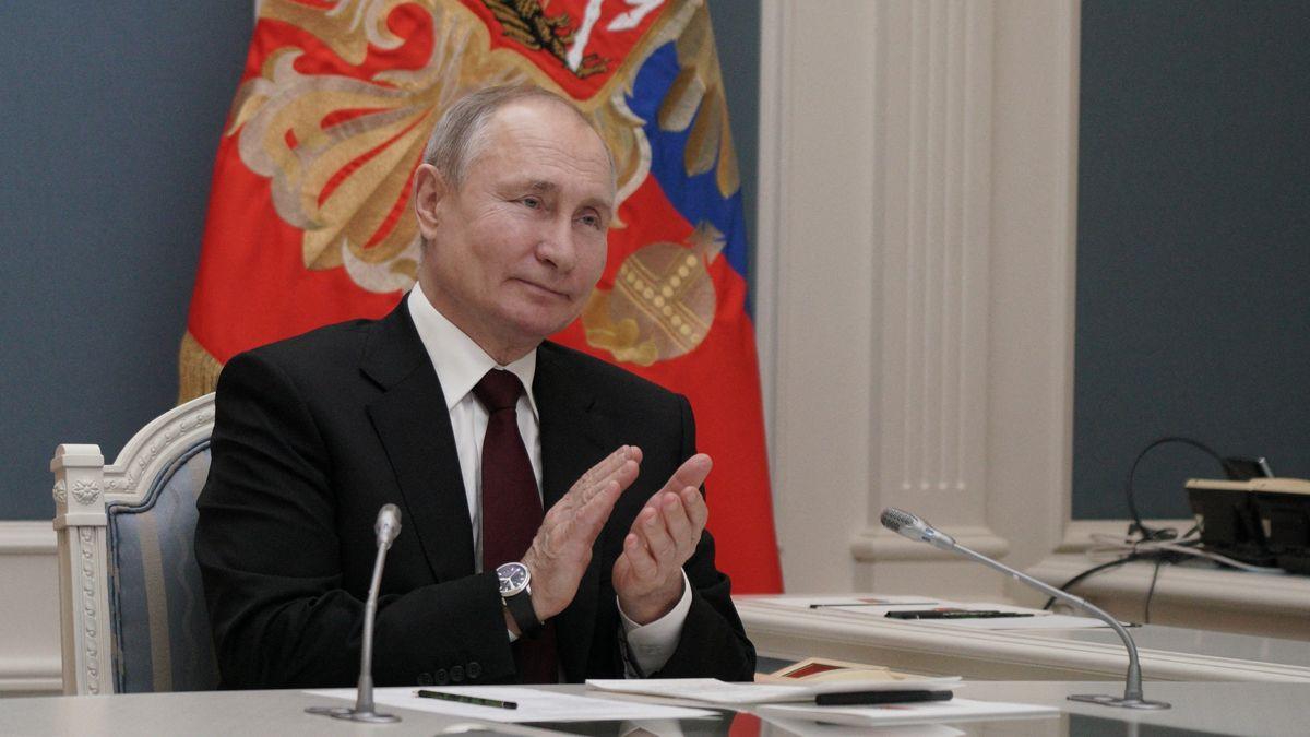Vladimir Putin quiere una alianza estratégica con Argentina. Dijo que envirá mas vacuans Sputnik V.