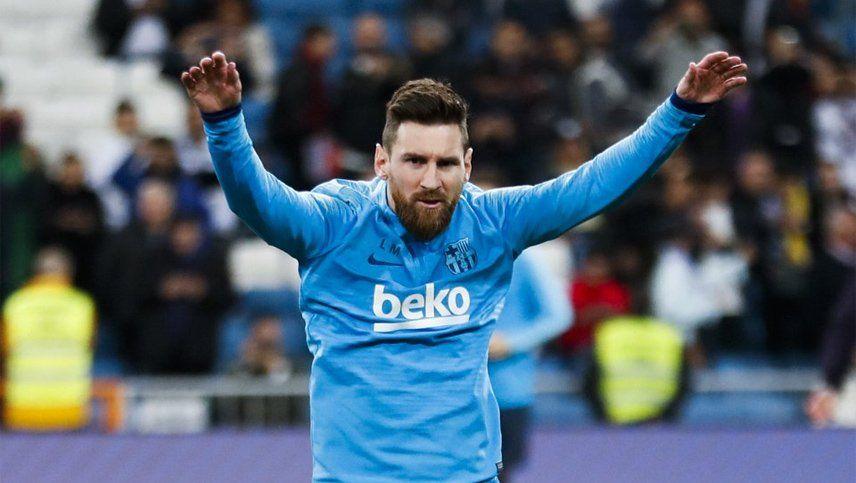 El video que mostró el enojo de Leo Messi y temen que se vaya del Barcelona