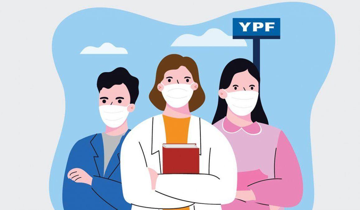 El personal docente e integrantes del sistema educativo pueden acceder a un descuento en YPF.