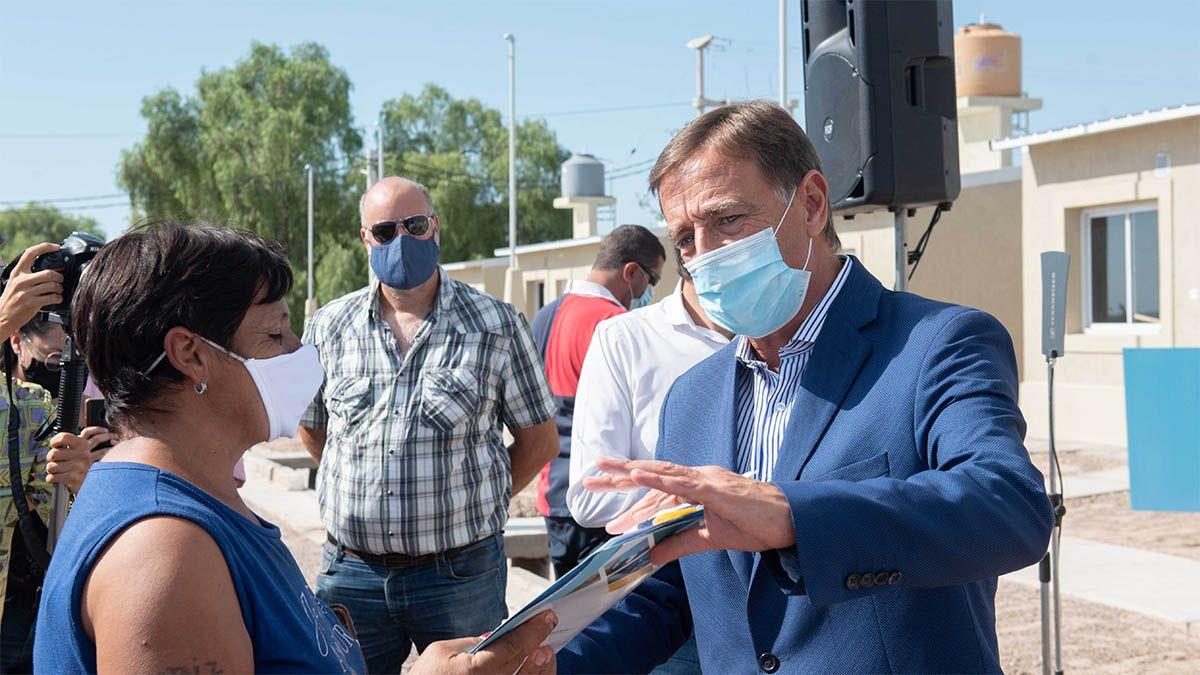 Mendoza exigirá a la Nación que se avance con la doble vía a San Juan.