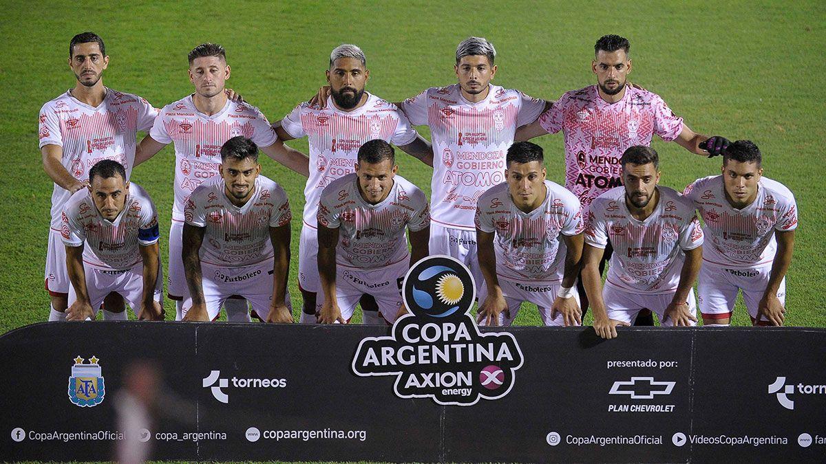 El Globo se metió a los 16avos. de final de la Copa Argentina. (Fotobaires).