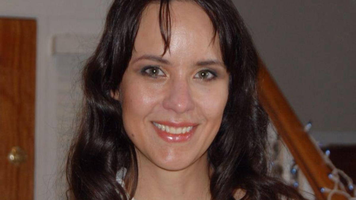 Esta es Karolyn Skalany
