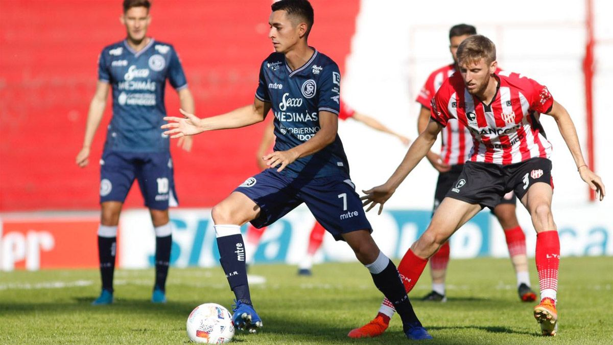 La Lepra igualó sin goles con Instituto, en Córdoba