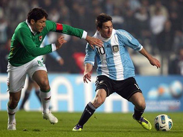 Ronald Raldes cree que Argentina no saldrá a llevárselos por delante