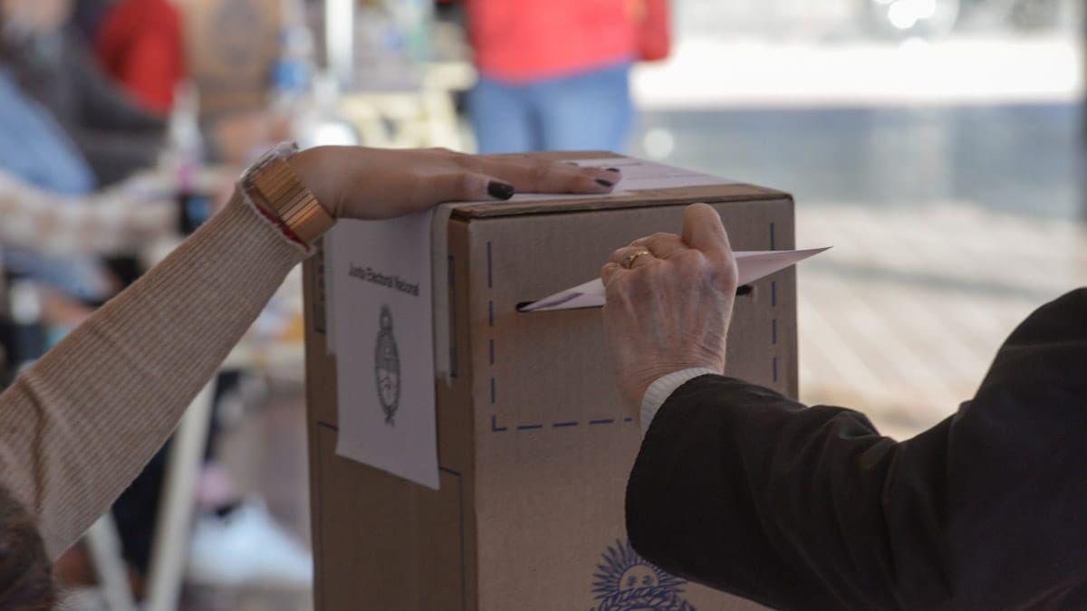 Elecciones en Mendoza: las fotos de las PASO 2021