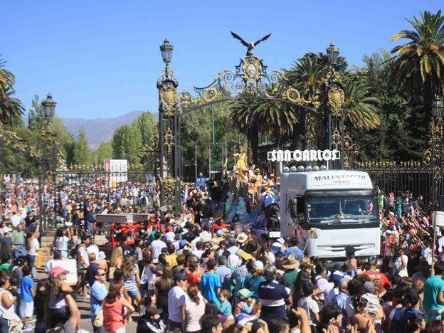 Medio millón de personas disfrutó del Carrusel en una jornada sumamente agradable