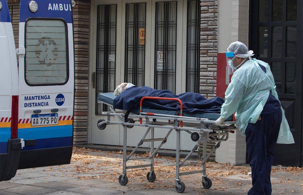 Actualidad: Argentina reporta 9.924 nuevos casos de coronavirus