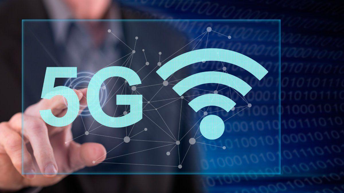 Comienzan las pruebas para usar 5G en el país.