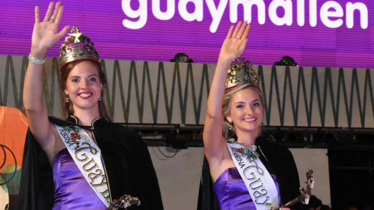 Aunque sin reina, Guaymallén seguirá participando de la Vendimia