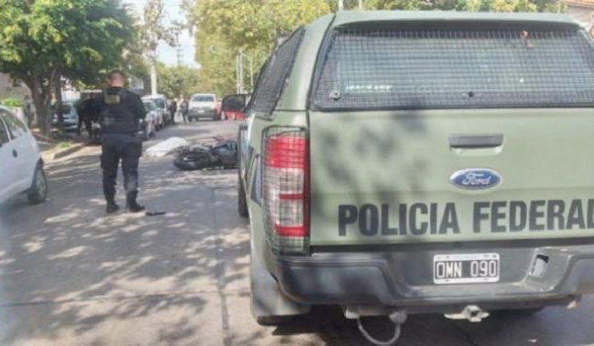 El policía retirado se resistió al asalto