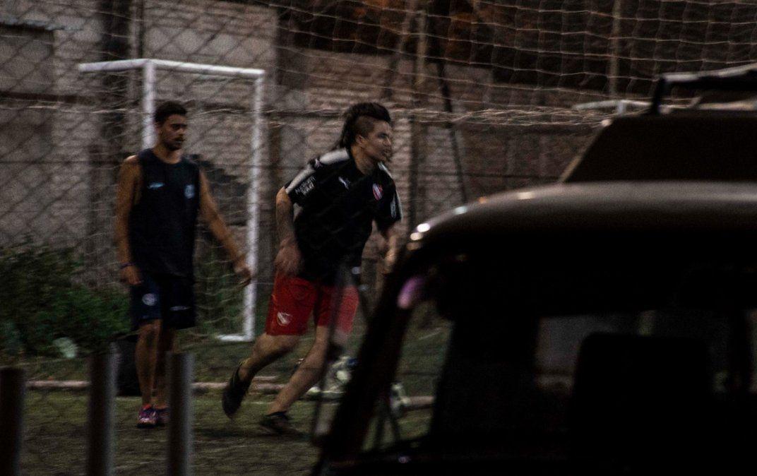 Volvió el fútbol 5 en cerca de 60 canchas de Mendoza.