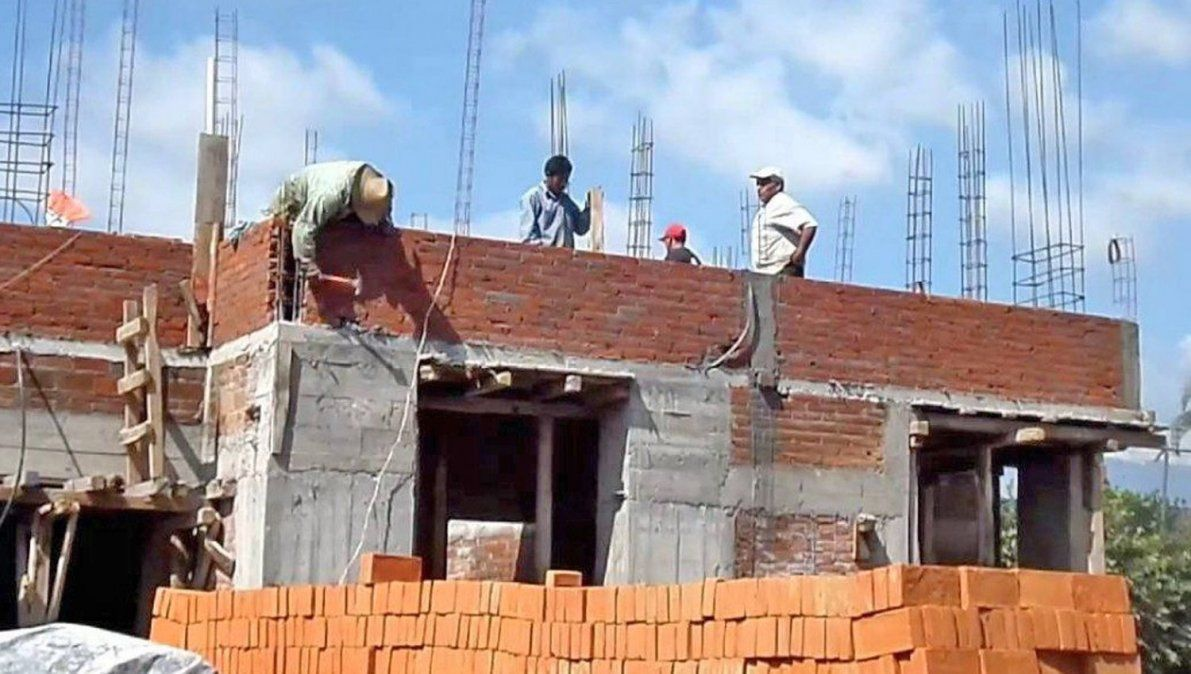 El plan Ahora 36 busca alentar el consumo sobre todos de materiales de construcción.