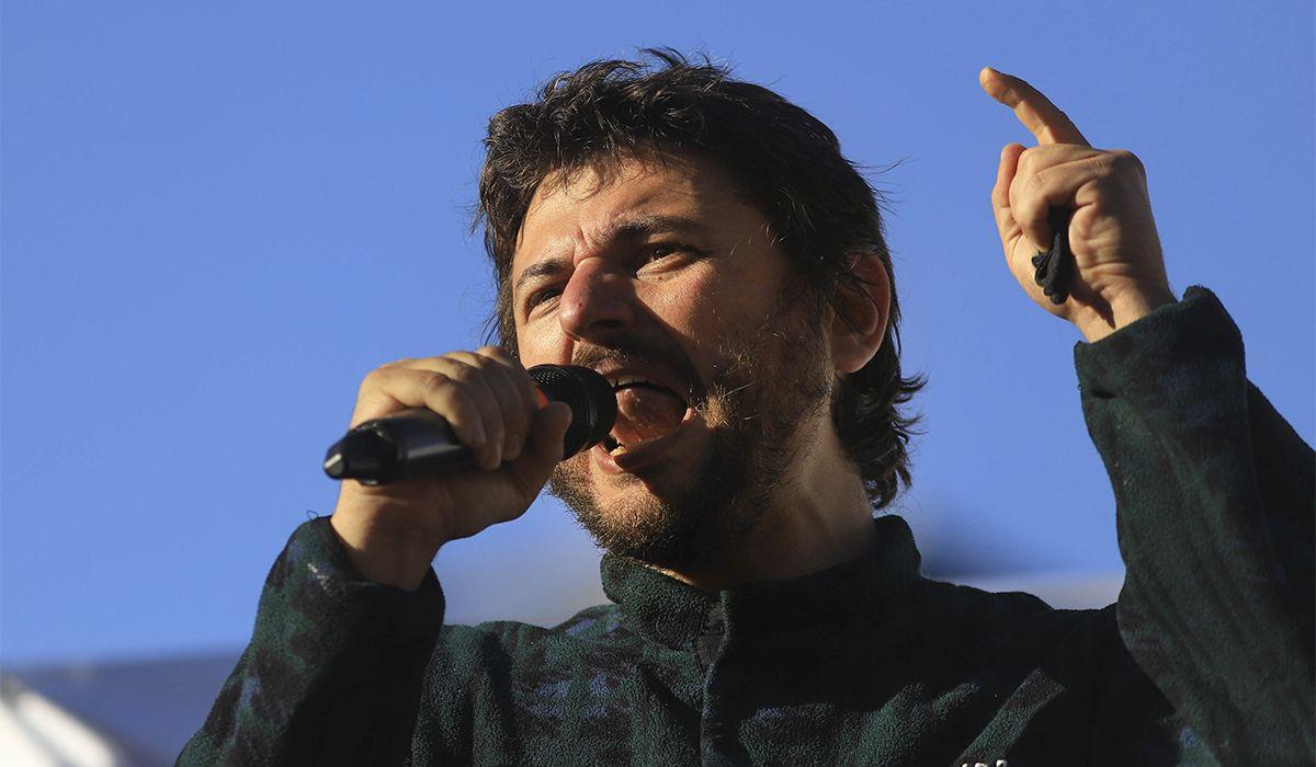 """Juan Grabois exigió un """"cambio urgente"""" en la política económica del Gobierno y la implementación del Salario Universal para trabajadores informales"""