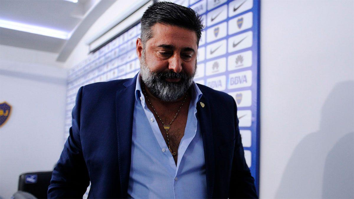 Daniel Angelici se refirió a su posible regreso a Boca