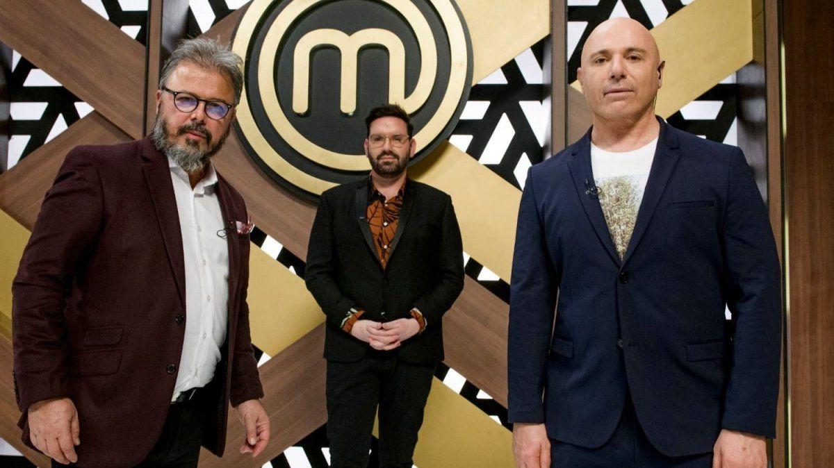 Dos figuras inesperadas confirmadas para la segunda temporada de Masterchef Celebrity