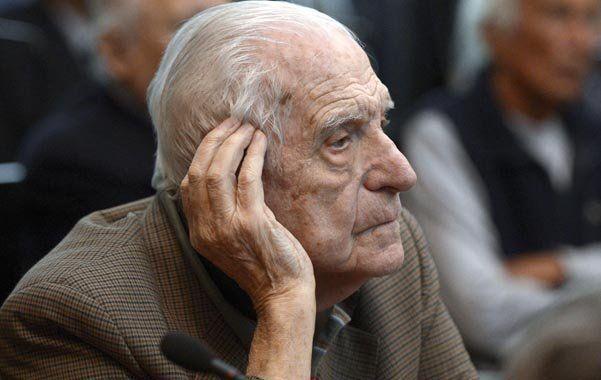 Cadena perpetua para el ex dictador Bignone