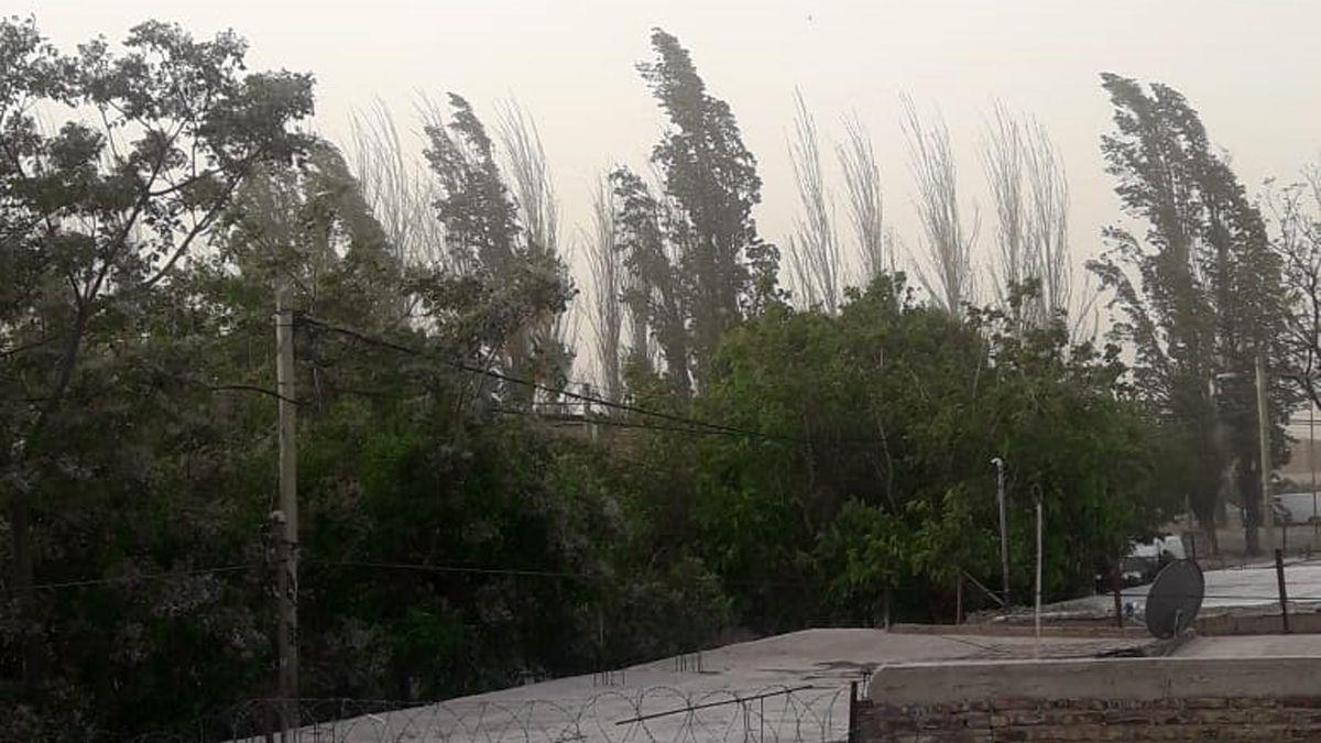 Este domingo se anticipa en Mendoza una jornada nublada y ventosa