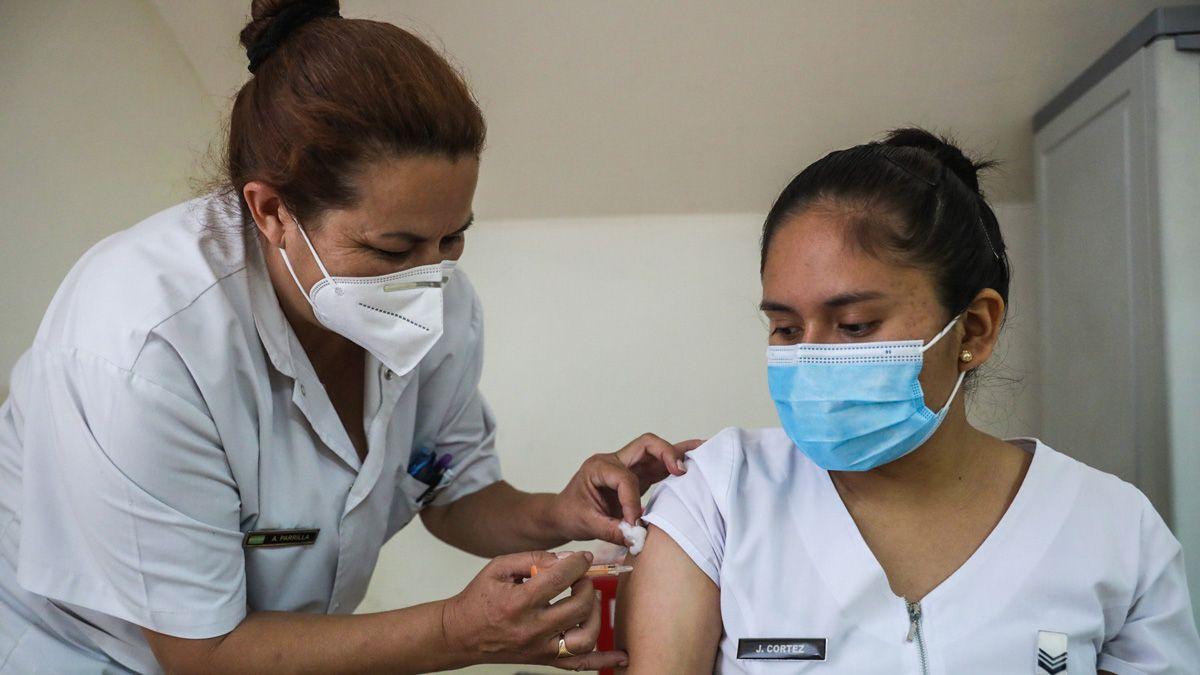 Coronavirus en Argentina. El avance de la vacunación hace que mire con más optimismo el futuro.
