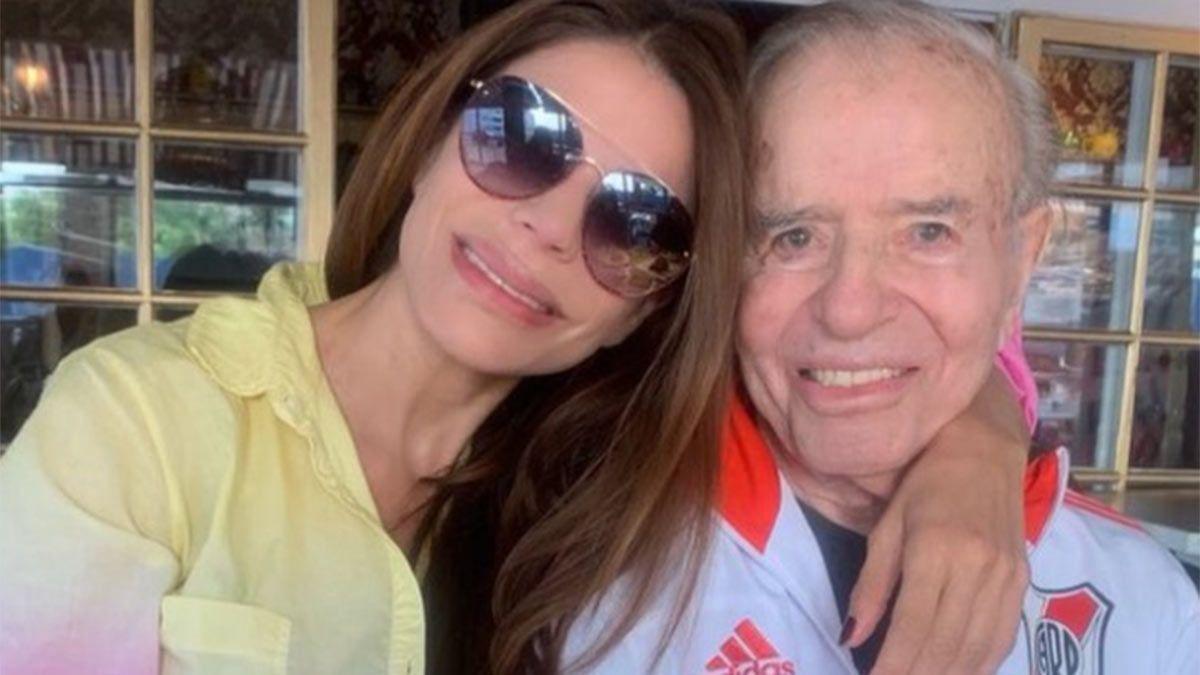 El senador Carlos Saúl Menem continuaba este jueves por la mañana internado en el Sanatorio Los Arcos de la Ciudad de Buenos Aires. Habló su hija Zulema.