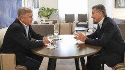 Macri ya repasa su gestión