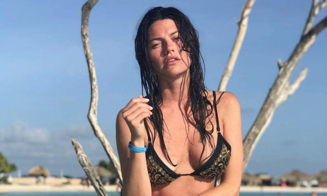 Sofía Jujuy Jiménez se grabó meneando en bikini y le dijeron de todo: Durísima