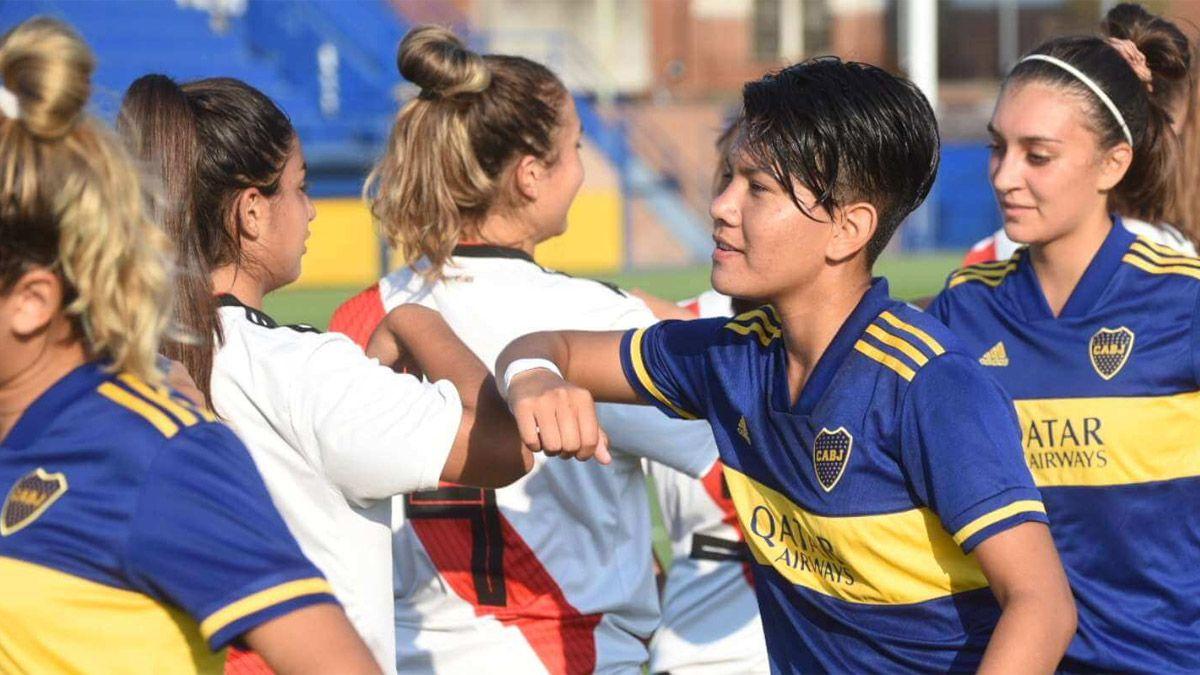 Cuándo jugarán Boca y River el Superclásico femenino
