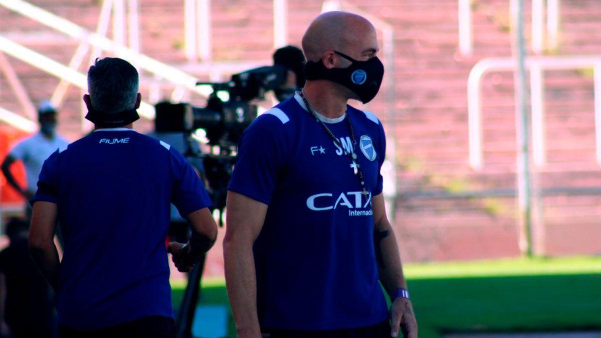 Méndez hizo una importante autocrítica tras la derrota ante Argentinos Juniors.