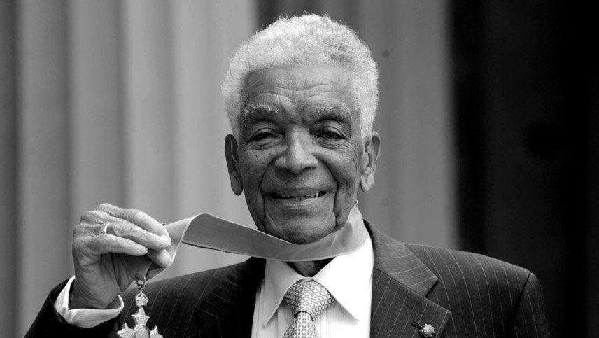 Murió Earl Cameron, considerado la primera estrella negra del cine