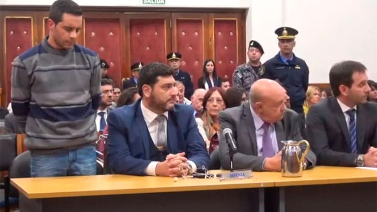 El primer juicio por jurado en Mendoza: Petean Pocoví fue declarado culpable y condenado a perpetua por doble asesinato y asesinato en grado de tentativa.