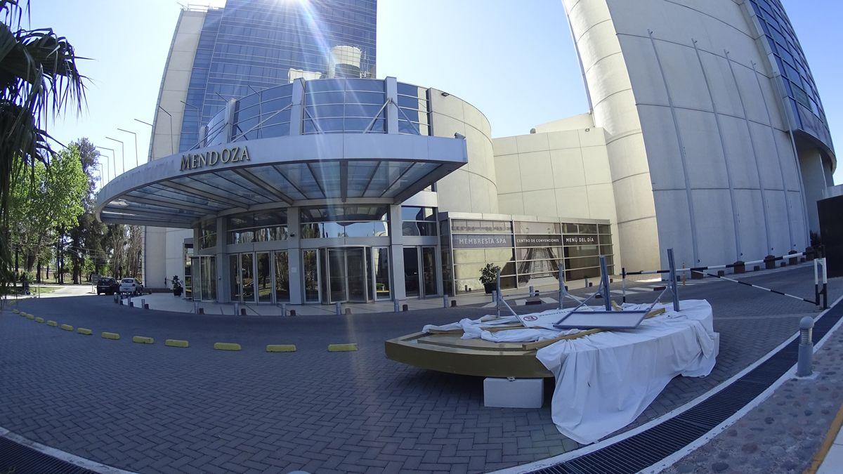 Así luce el Hotel Intercontinental