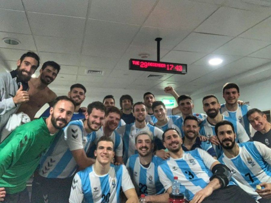 Argentina se impuso a Túnez por 28 a 27.