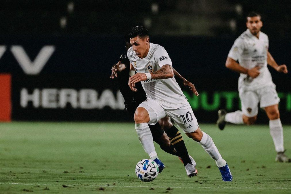 Los Angeles Galaxy le informó a Boca que quiere comprar a Cristian Pavón.